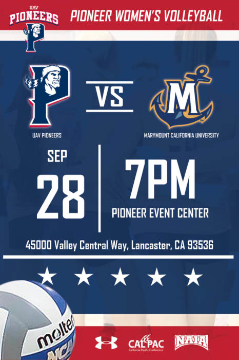 UNIVERSITY OF ANTELOPE VALLEY VS MARYMOUNT CALIFORNIA UNIVERSITY