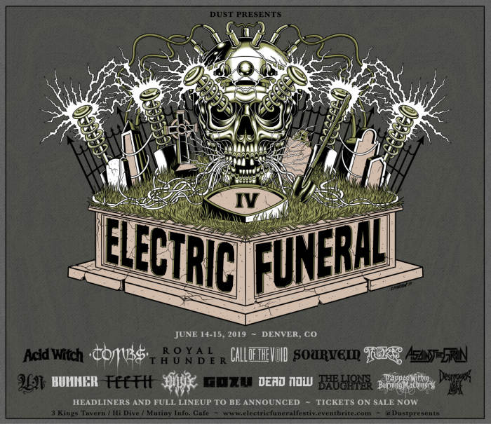 ELECTRIC FUNRAL FEST IV