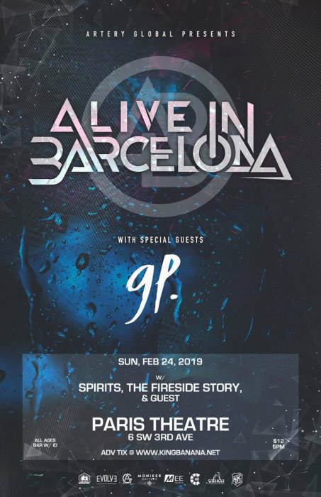 ALIVE IN BARCELONA,