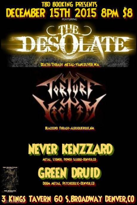 THE DESOLATE (WA)