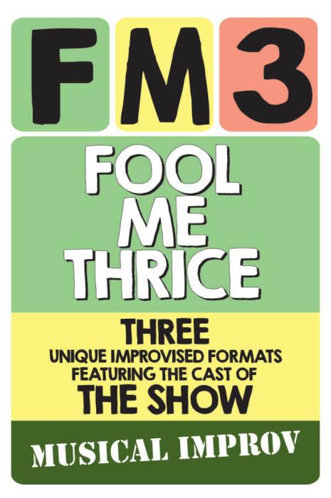 Fool Me Thrice