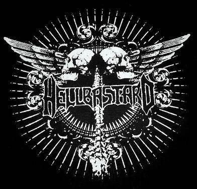 HELLBASTARD (UK)   Warwound (UK pre - Sacrilege), Nerve Damage (TX)   GASMIASMA