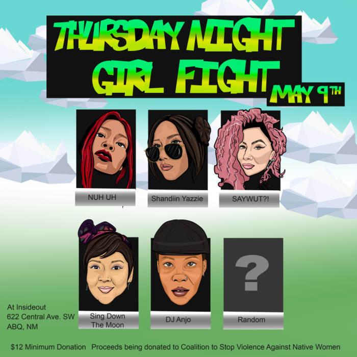 Thursday Night Girl Fight