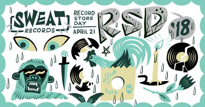 RECORD STORE DAY 2018 - Millionyoung, DEATH LOTTERY, Mo