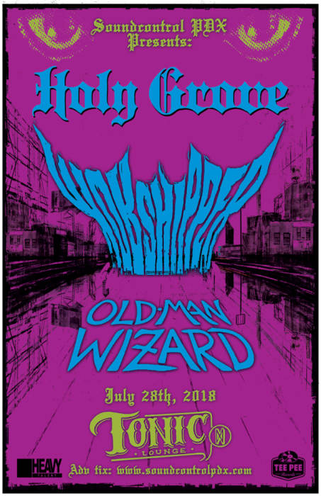 Holy Grove / Worshipper
