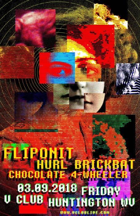 Fliponit / Hurl Brickbat / Chocolate 4-Wheeler