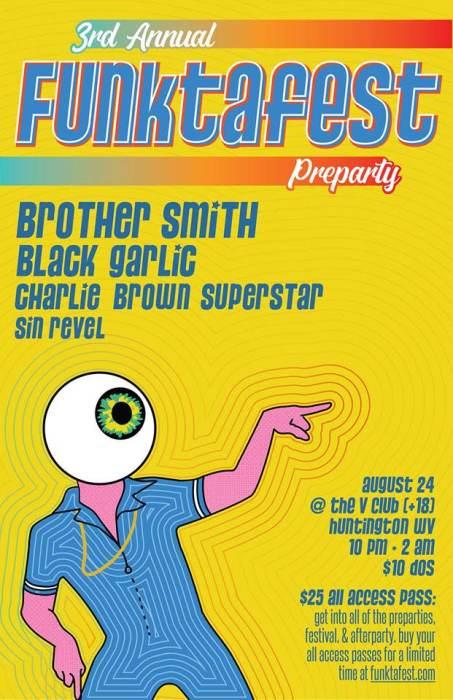 Funktafest 2018 Preparty