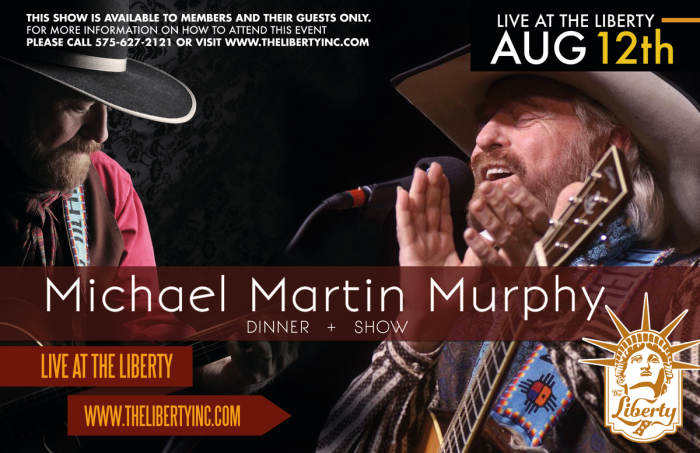 An evening with Michael Martin Murphey