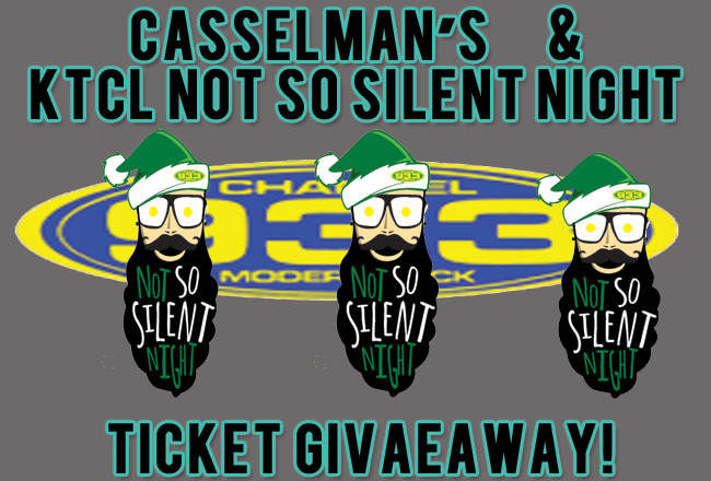KTCL 93.3FM - Ticket Giveaway Not So Silent Night