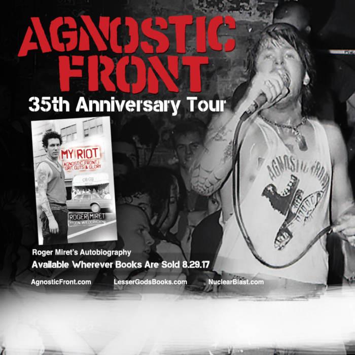 Agnostic Front (35 yr Anniversary Tour!), Profile, Strangeways