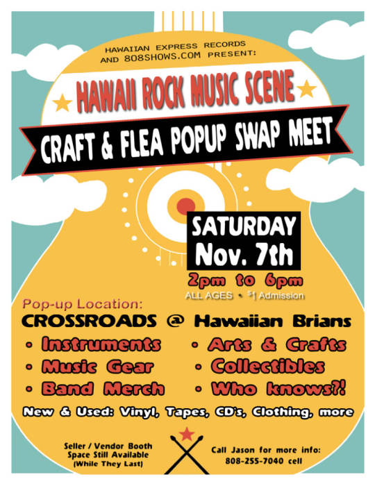 Flea Market / Swap Meet