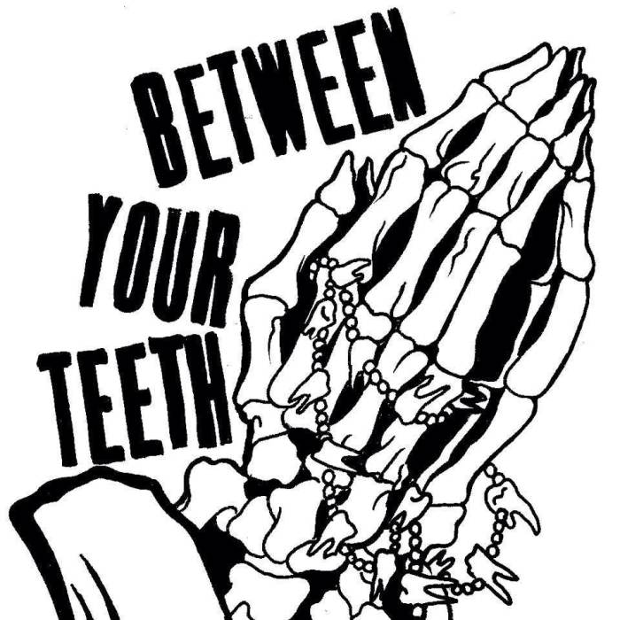 Between Your Teeth, The Pathogens, Paty Force, Jay Nothington