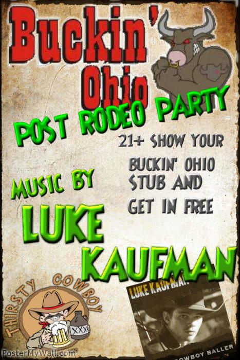 Luke Kaufman / Post Rodeo Party
