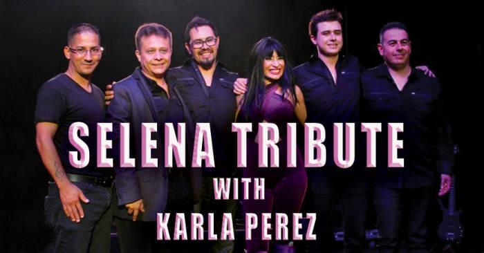 Selena Tribute with Karla Perez