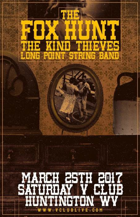 The Fox Hunt / The Kind Thieves /  Long Point String Band