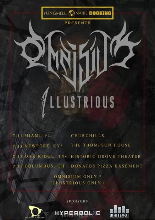 Omnisium, Illustrious, Jamina, & Maedusa