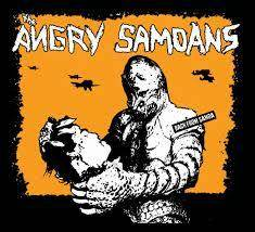 THE ANGRY SAMOANS | The Swingin
