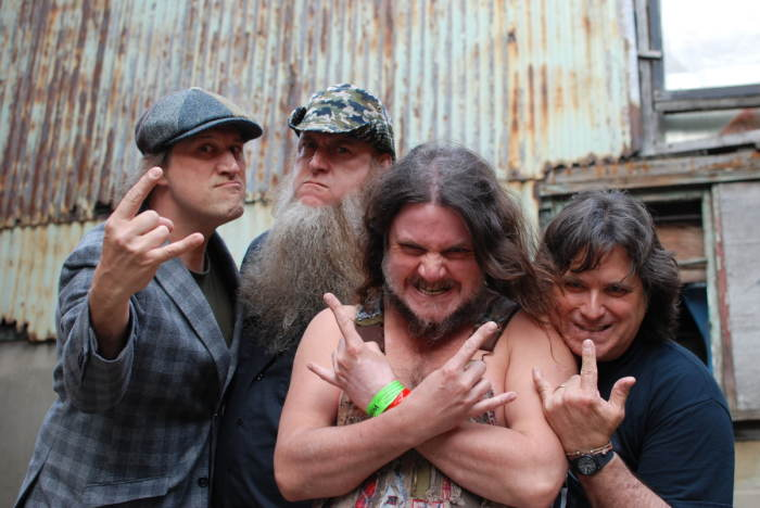 Hayseed Dixie / Moonshine Crossing