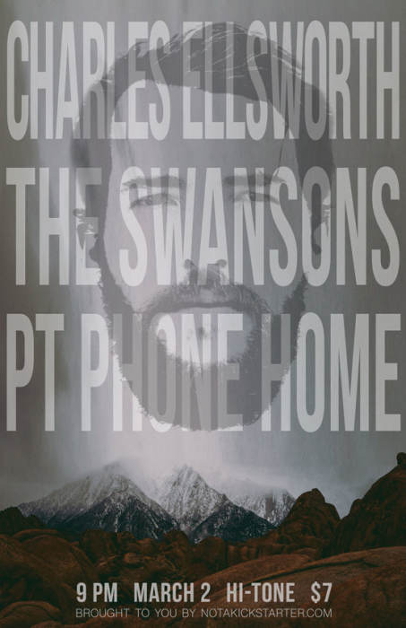 Charles Ellsworth / The Swansons / PT Phone Home