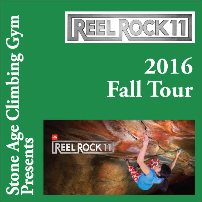 Reel Rock 11 Film Tour