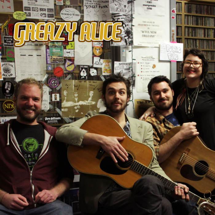 GREAZY ALICE | Firekid | Connor Donahue | Jason J. Brunet