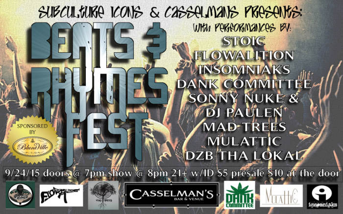 Beats and Rhymes Fest