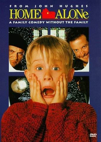 HOME ALONE (Quote-Along/Drink-Along)