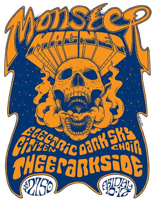 Monster Magnet, Electric Citizen, Dark Sky Choir