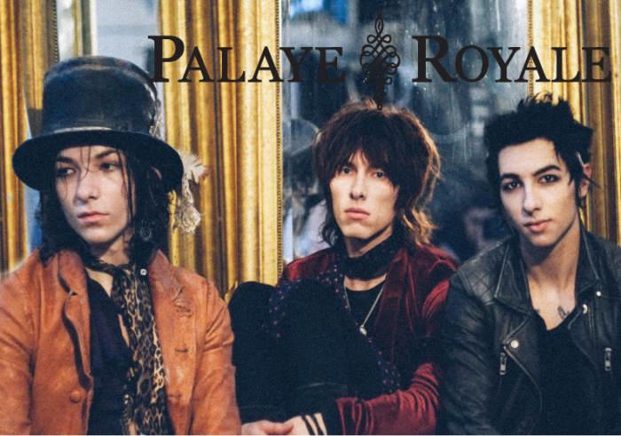 Palaye Royale w/ tba