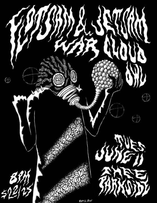 Flotsam & Jetsam, War Cloud, OWL