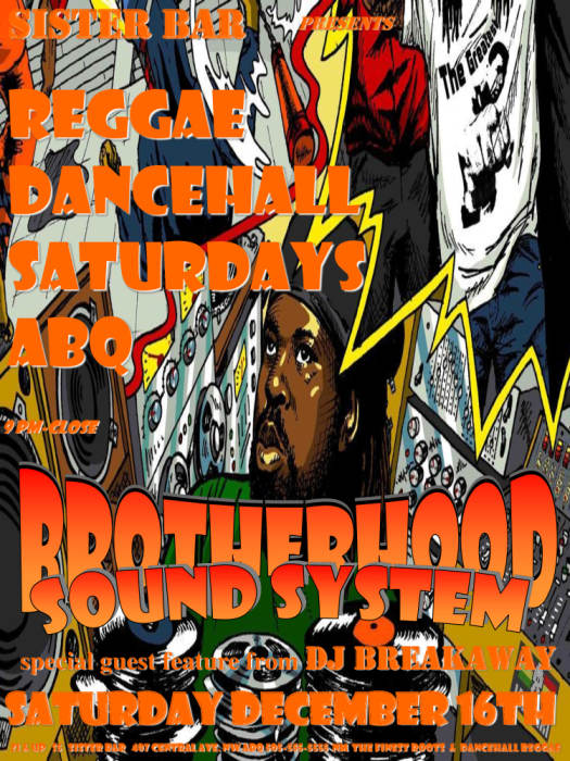Raggae Dancehall Saturdays