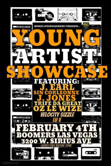 Young Artist Showcase