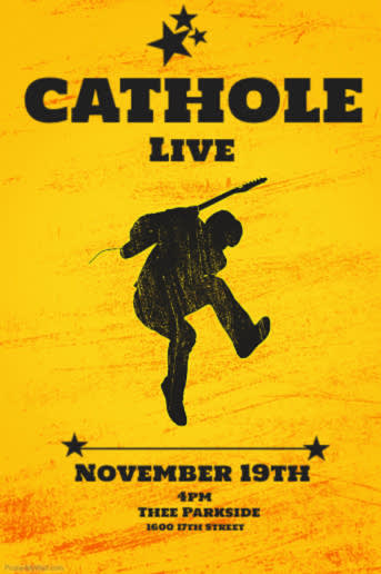 Cathole Live at Thee Parkside
