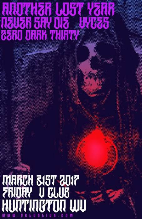 Another Lost Year / Never Say Die / Zero Dark Thirty