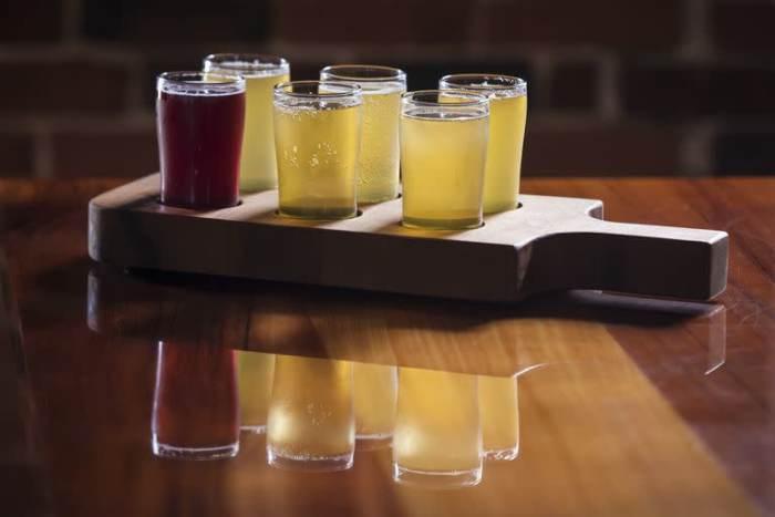 Hard Cider Flight Night