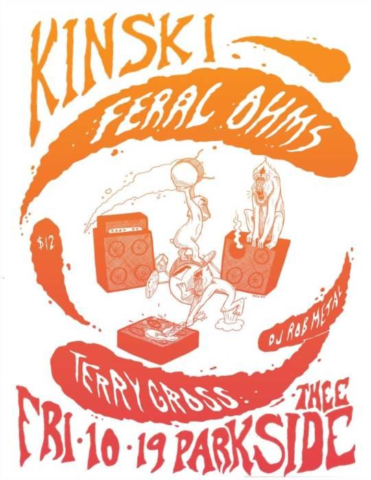 Kinski, Feral Ohms, Terry Gross