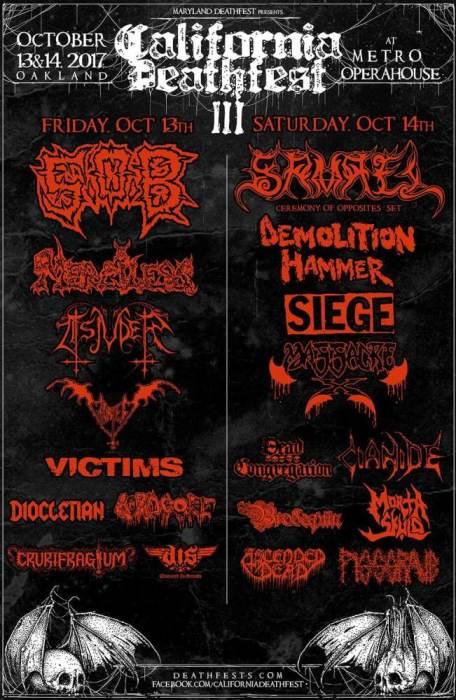California Deathfest III