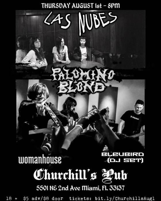Palomino Blond, Las Nubes, Womanhouse
