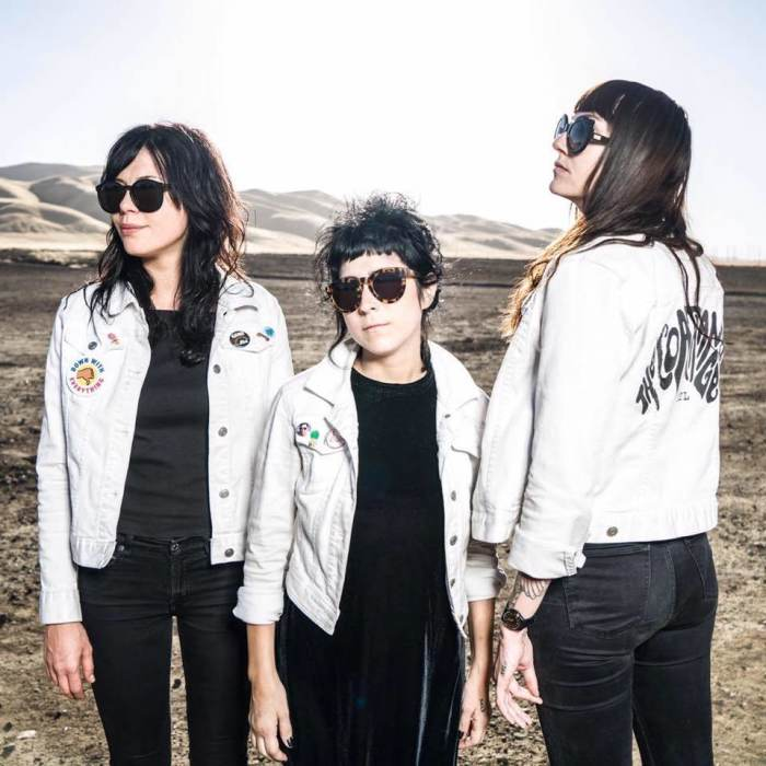 The Coathangers, Killmama, & Sandratz