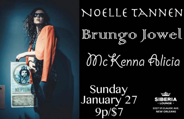Noelle Tannen | Brungo Jowel | McKenna Alicia