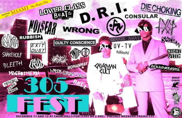 305 Fest! Day 1!