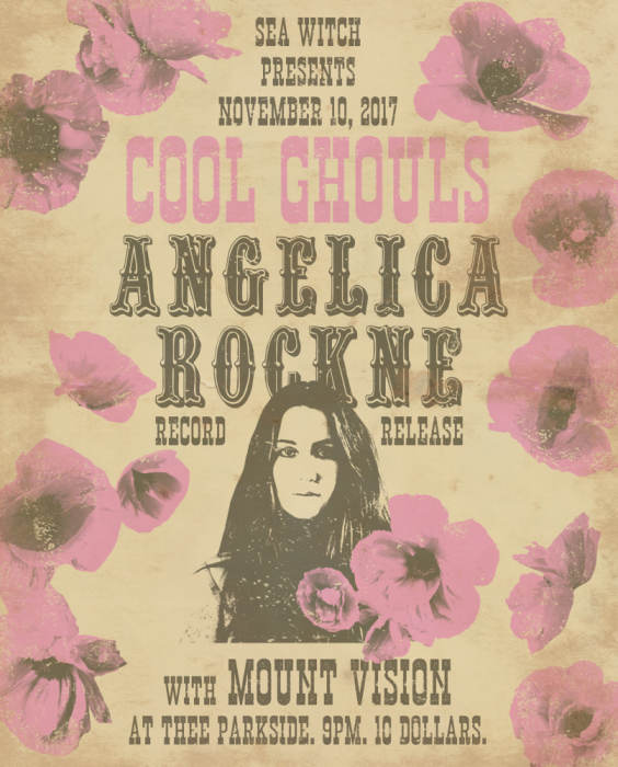 Cool Ghouls, Angelica Rockne (record release), Mount Vision