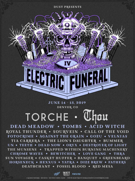 ELECTRIC FUNERAL FEST IV