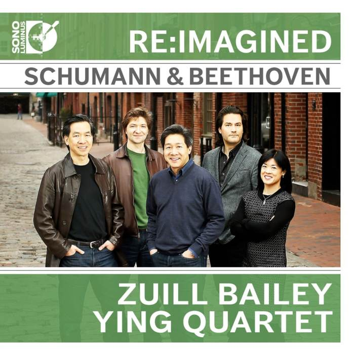 Ying String Quartet with Zuill Bailey