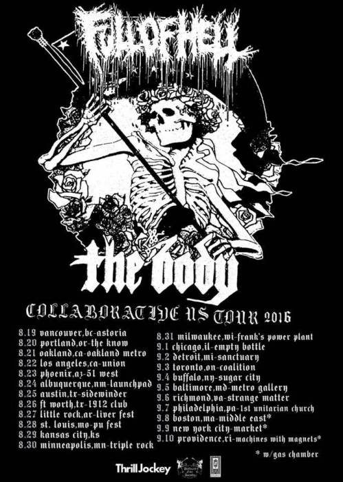 Full of Hell / The Body // Ragana // Noctooa