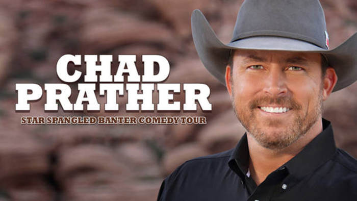 A night of comedy with Chad Prather