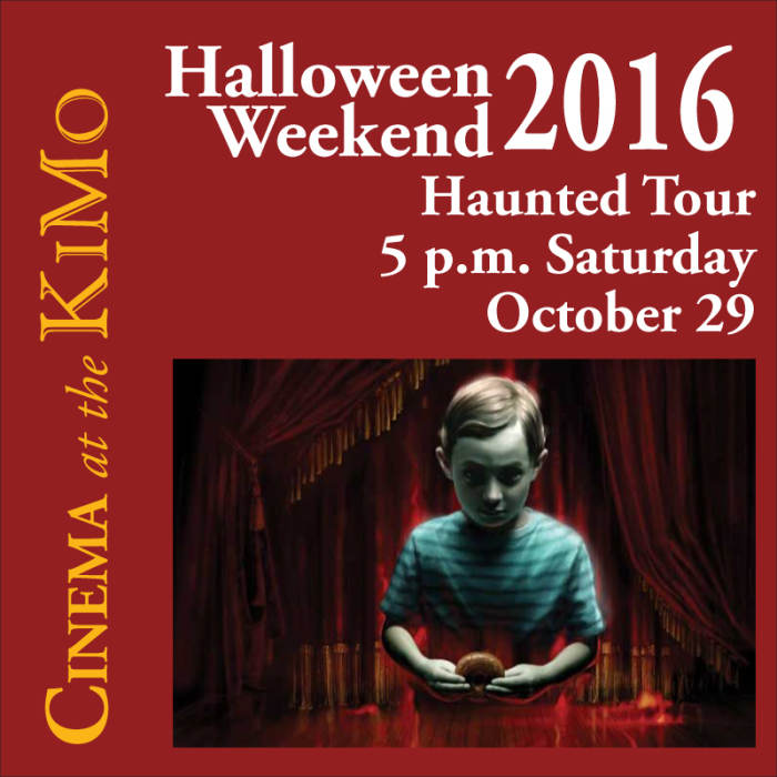 Haunted KiMo Tour  5pm