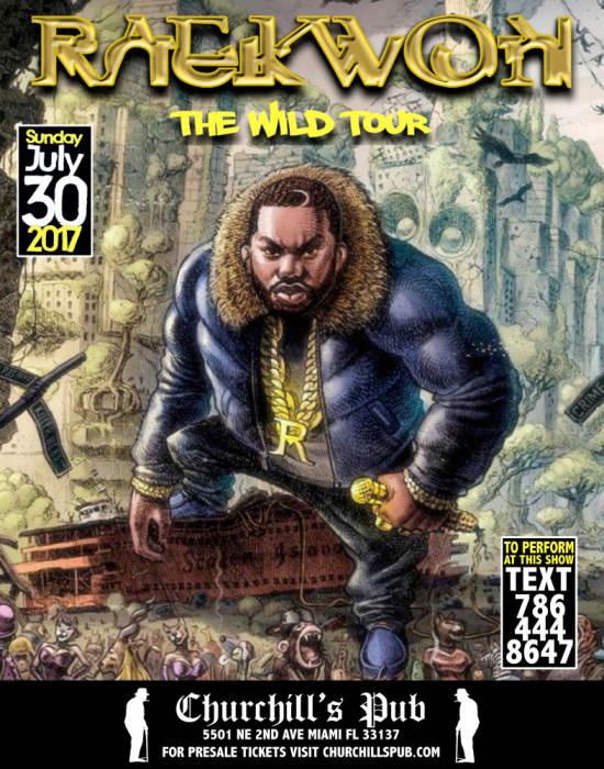 Raekwon - The Wild Tour
