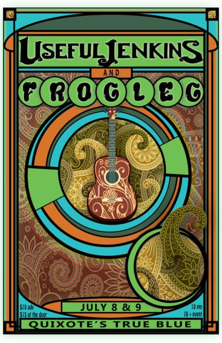Useful Jenkins/ Frogleg