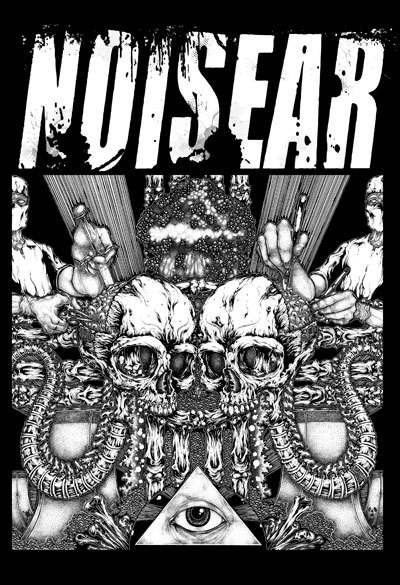 NOISEAR | Mother Brain | Criminal Slang | Recluse | Pussy Rot